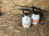 (3) HDX Sprayers
