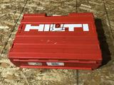 HILTI DX35 Powder Actuated Nail Gun