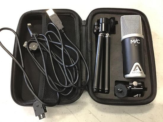 Apogee Electronics MiC 96k USB Microphone for Mac & iOS Devices