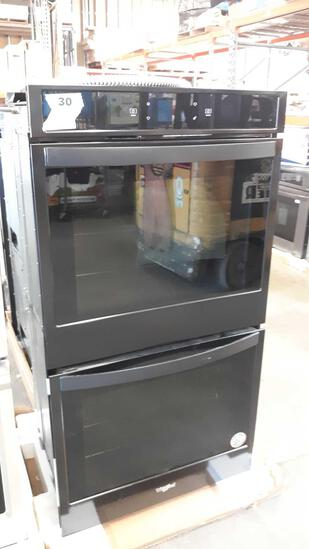 Whirlpool 27in. Smart Built in Double Electric Oven***NEW NEVER USED***