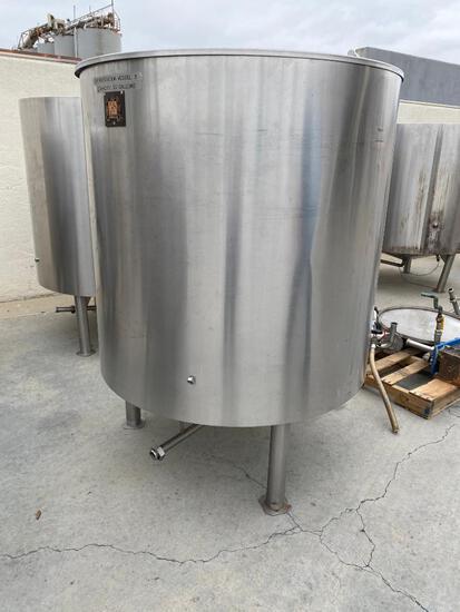 350 Gallon Open Top Fermenter