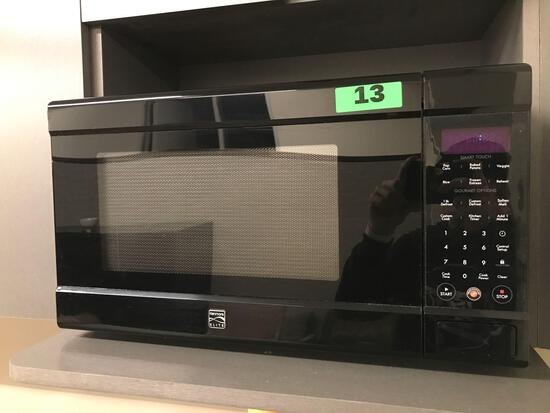 Kenmore Elite Smart Touch Microwave