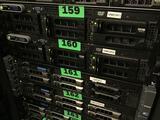 DELL PowerEdge 2950 Rack Server. (2) E5405. 2.0ghz. 32gb. (3) 250gb HD and (3) 1tb HD