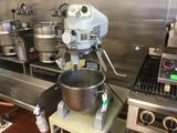 Globe Gear Driven 20qt Commercial Planetary Stand Mixer
