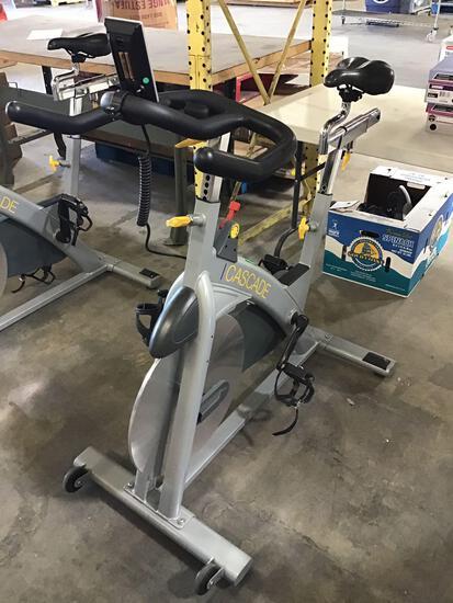 Cascade CMX Pro Power Upright Exercise Bike