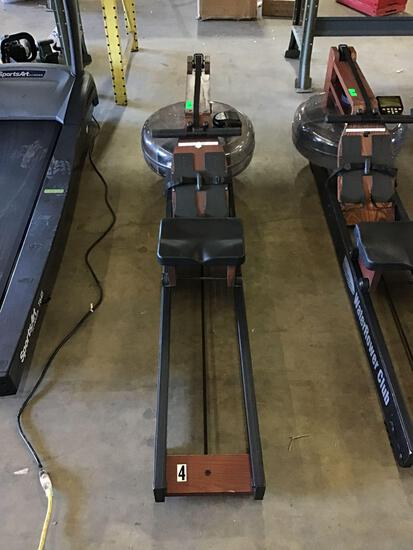 WaterRower Club Rowing Machine w/S4 Monitor