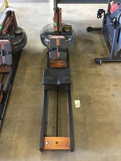 WaterRower Club Rowing Machine w/S4 Monitor