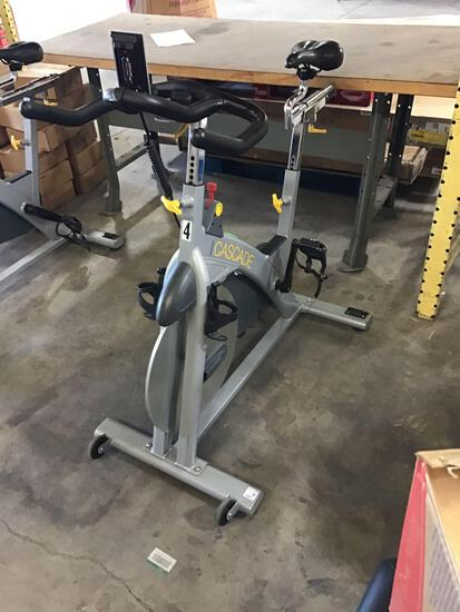 Cascade CMX Pro Power Upright Exercise Bike