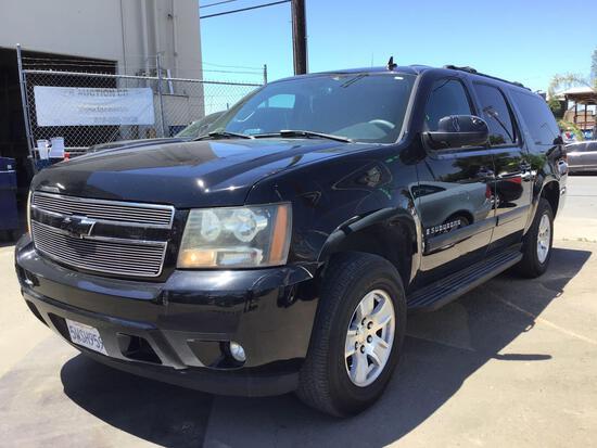 2007 Chevrolet Suburban LT***FOR DEALER/DISMANTLER/EXPORT ONLY***
