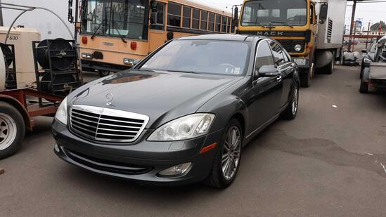 2007 Mercedes Benz S550***FOR DEALER/DISMANTLER/EXPORT ONLY***