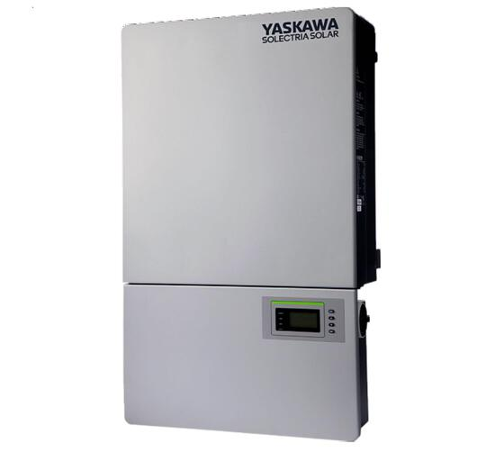 Yaskawa 1000VDC Transformer-less String Inverter