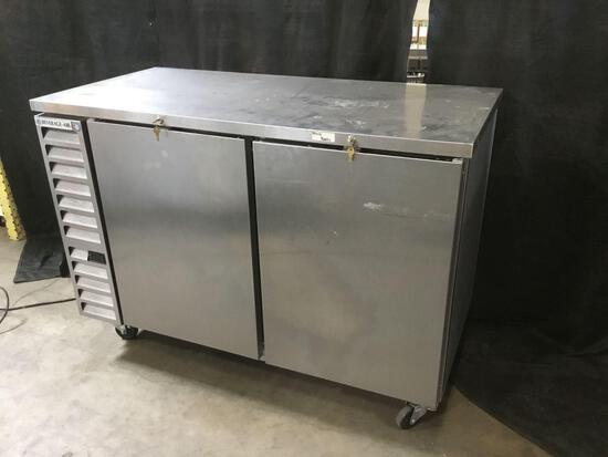 Beverage Air Back Bar Refrigerator ***GETS COLD***