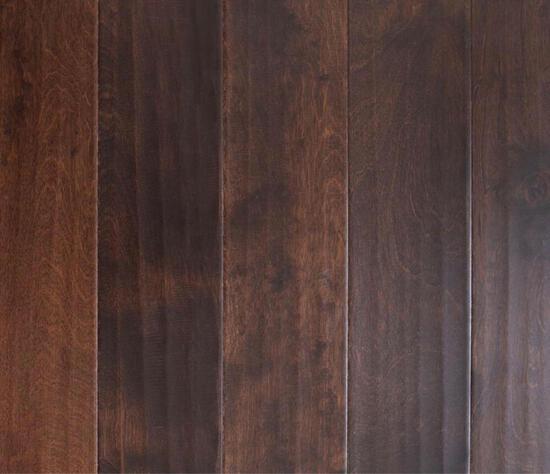 (11) Cases of Blue Ridge Scraped Birch Raisin Click Lock Engineered Hardwood Flooring