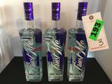 (3) Bottles of Alcohol