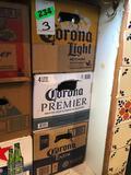 (3) Cases of Assorted Corona Beers
