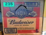 (1) Case of Budweiser