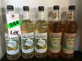 Lot of (5) Assorted Mixers