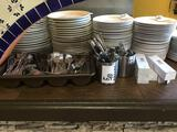 Lot of Assorted Silverware