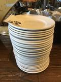 (26) Round Ceramic Plates