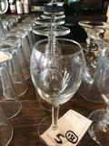(5) Wine Glasses