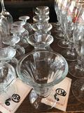 (6) Dessert Glasses