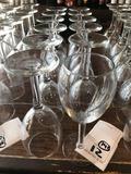 (12) Wine Glasses