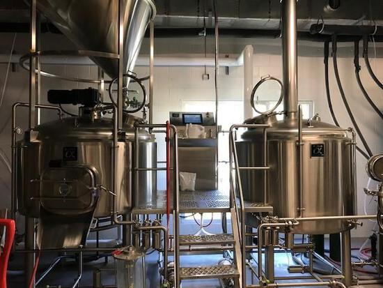 10bbl Brewhouse