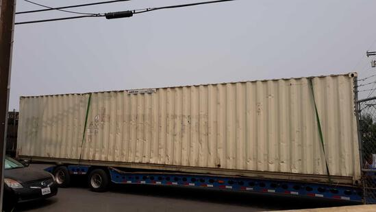 40ft Mobile-Mini Container***THIS ITEM IS OFFSITE***