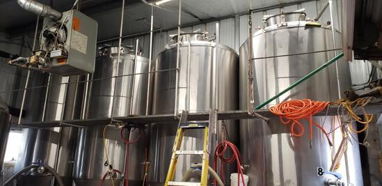 Major East County Brewery Auction - ONLINE ONLY!!!