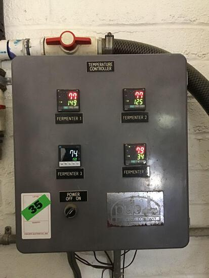Glycol Chiller Digital Controller