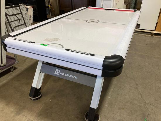 MD Sport 8ft Air Hockey Table
