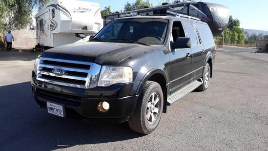 2009 Ford Expedition EL 4WD