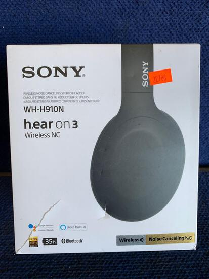 Sony H.ear on 3 Wireless Noise Cancelling Headphones