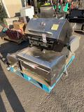 Lot of (4) Assorted Grill Tops