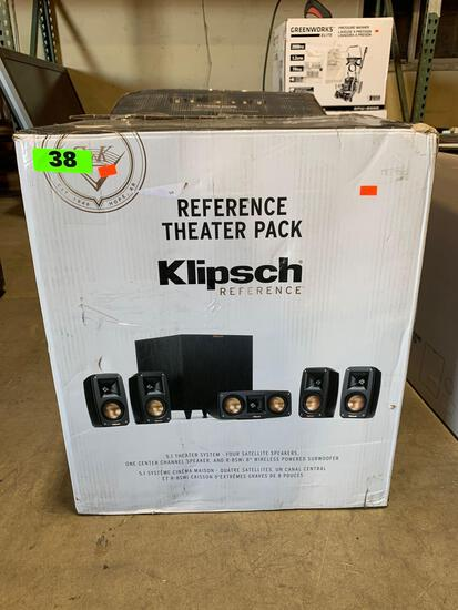 Klipsch 5.1 Reference Theater Pack System