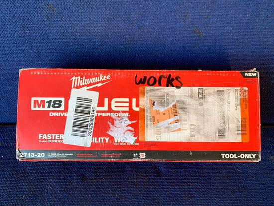 Milwaukee 18V 1in. Cordless Rotary Hammer*WORKS*TOOL ONLY*