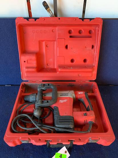 Milwaukee 120V Corded Demolition Hammer*WORKS*