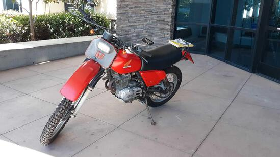 1980 Honda XR-500*RUNNING*