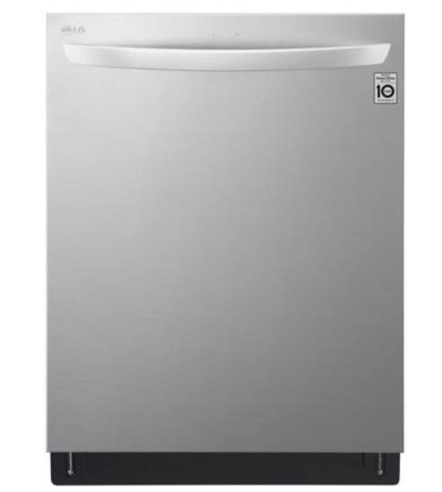 LG 24in. Smart Built-In Dishwasher with 10 Wash Cycles.