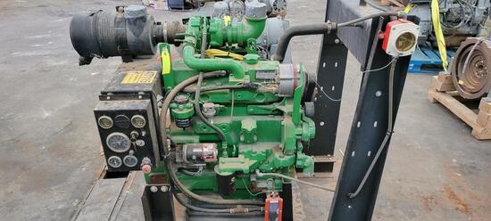 John Deere Powertech 4.5l Motor