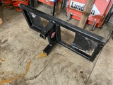 New H&H skid loader plate reciever adaptor
