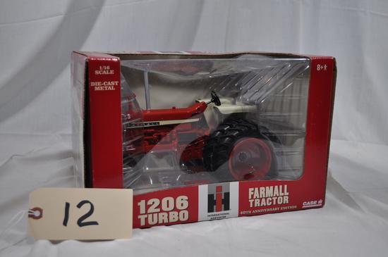 Farmall 1206 Turbo 40th Anniversary Edition - 1/16th scale