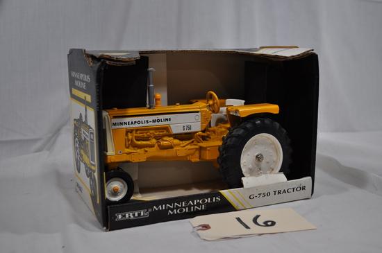 Ertl Minneapolis Moline G-750  - 1/16th scale