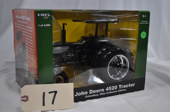 Ertl John Deere 4520 - Columbus, OH Collector Edition - 1/16th scale
