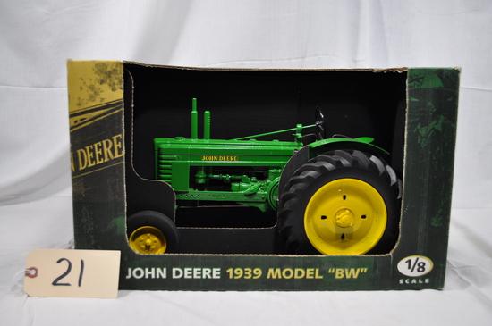 John Deere 1939 Model BW - 1/8th Scale