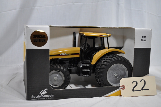 Scale Models Challenger MT665 Special Edition - 1/16th scale