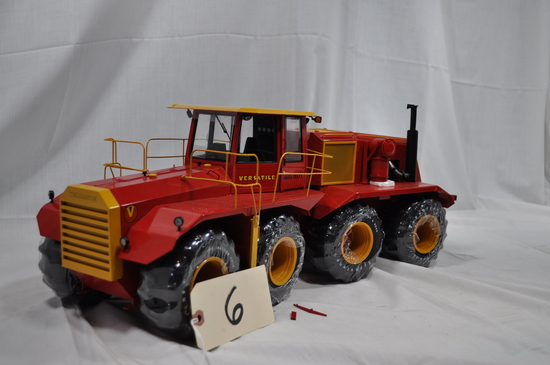 Toy Farmer Versatile Big Roy Tractor in Box - 1/16th scale