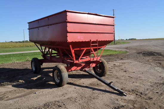 Minnesota 250 Gravity Box - Red