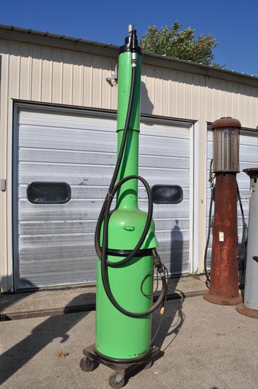 Bowser Gas Pump - No Number