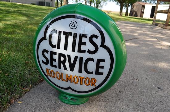 Koolmotor Globe - Reproduction